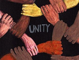 image of hands unity for project learning skills